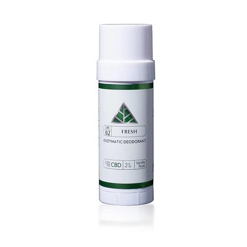 Color Up Enzymatic Deodorant