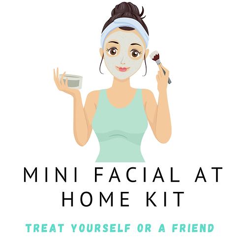 Mini Facial at Home Kit