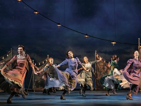 ¿Cuál es el camino de un coreógrafo exitoso en Broadway?