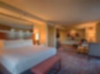 Hotel room in Kitsap