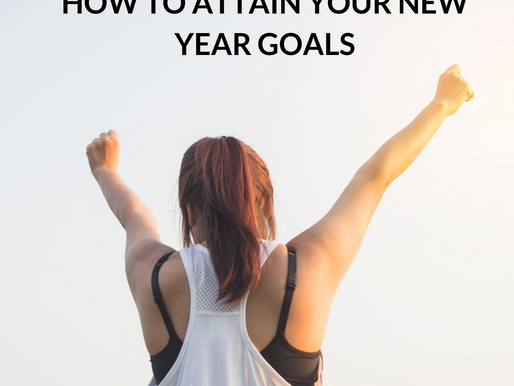 How to Attain Your New Year Goal