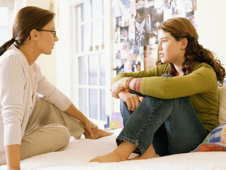 3 Questions to Ask Yourself Before Talking to an Adopted or Foster Child or Teenager About God.