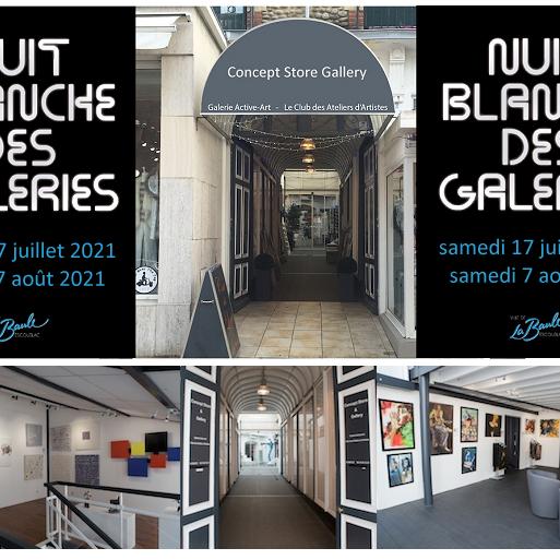 NUIT BLANCHE des Galeries de la Baule