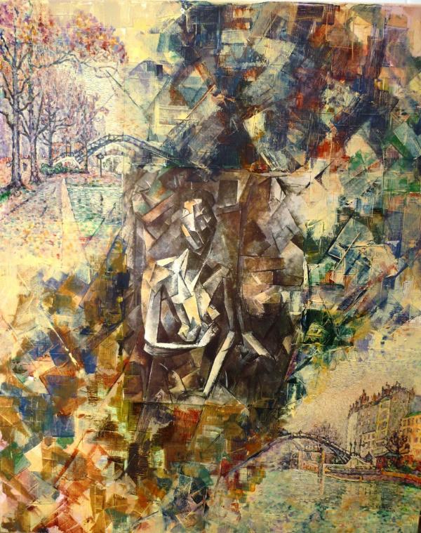 De Signac à Picasso, 60x73cm