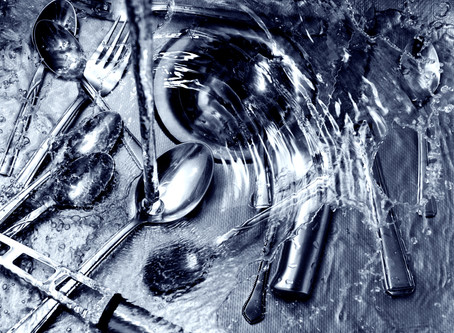 Why washing-up makes you creative