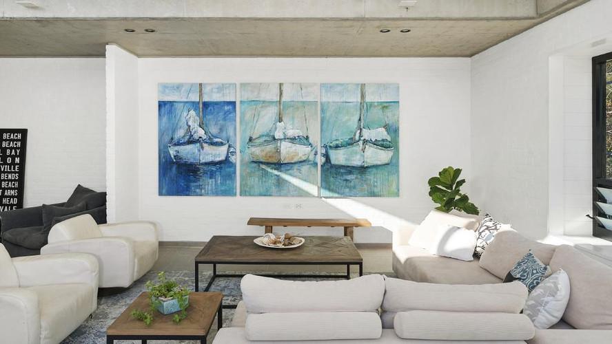 Coutas (Triptych 3x (110cm x 150cm))