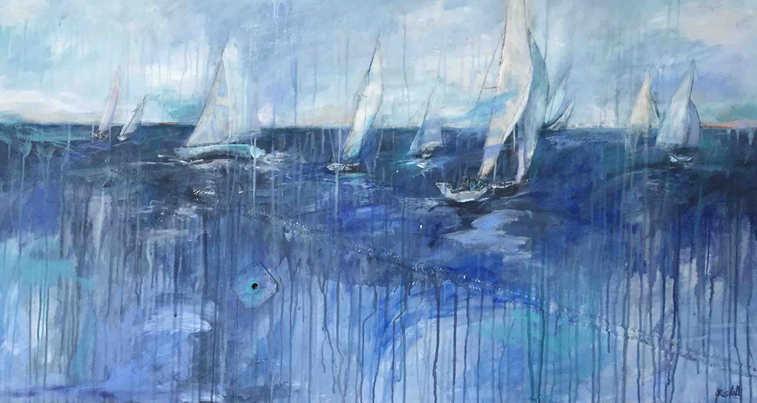 Offshore (120 x  70cm)