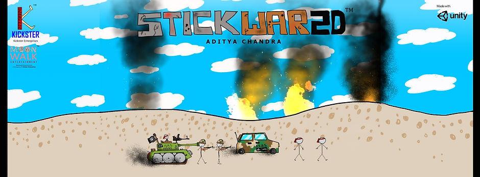 StickWar 2D (Video Game)