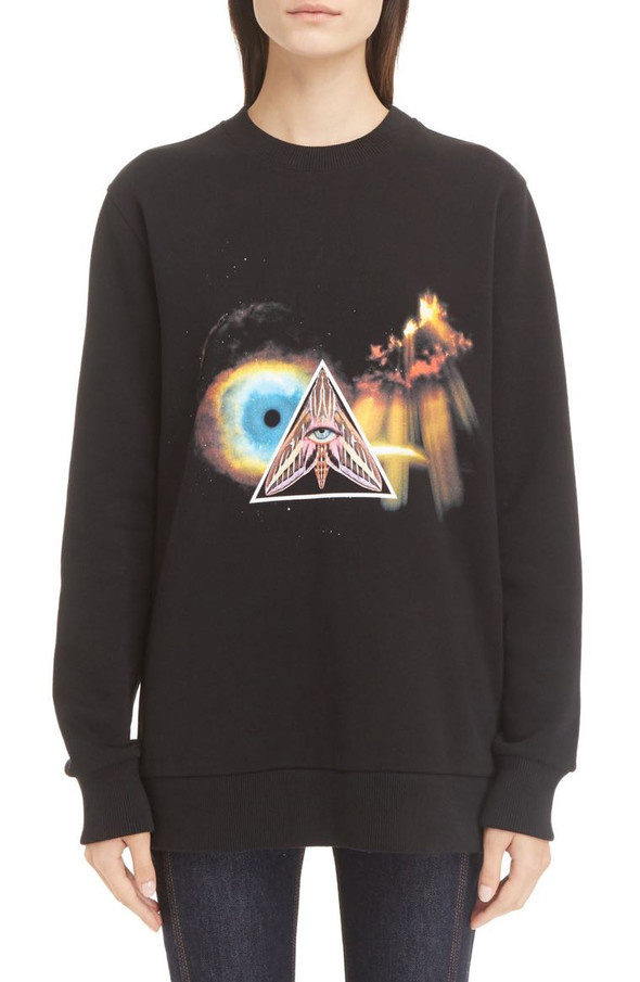 limerence of the day: Givenchy apocalypse sweater