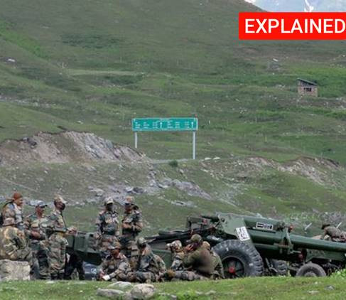 Explained: India-China Border Dispute: