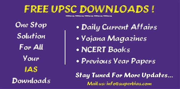 Superb IAS Free Downloads