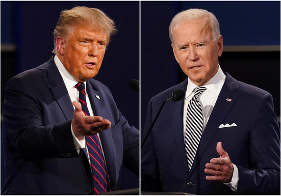 How Trump vs Biden affects the world.