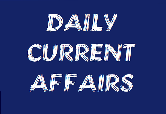 Daily Current Affairs – 14 Sept 2019
