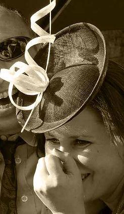 hat shops or hire warwick, vintage fascinators oxford bridal bespoke headpiece