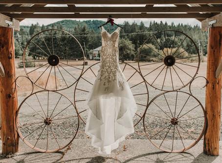 An Oregon September Wedding: Tracy and Scott