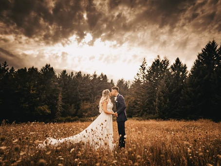 Jessica + Tanner: Romantic summer wedding @ Addivia