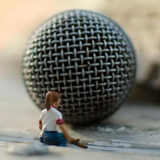 Microphone Girl