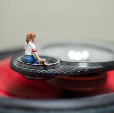 Speaker Girl