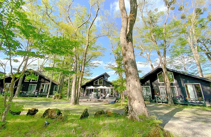 forestvilla yamanakako