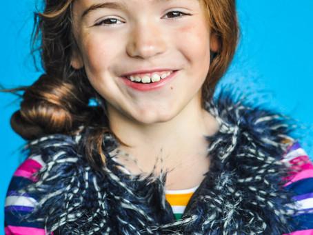 Meet Alysianna - Model Feature