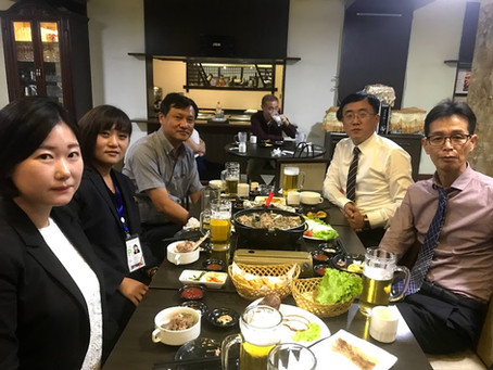 Taekwondo Road Tour DPR Korea Visit-3. 태권도 로드 투어 평양방문-3