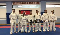 1st Taekwondo Road Tour
