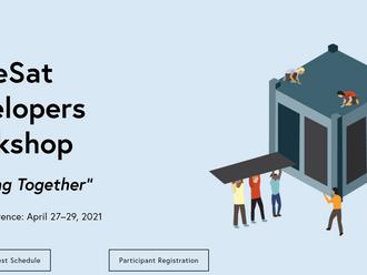 Come Visit us at the 2021 Virtual Cubesat Developer's Workshop!