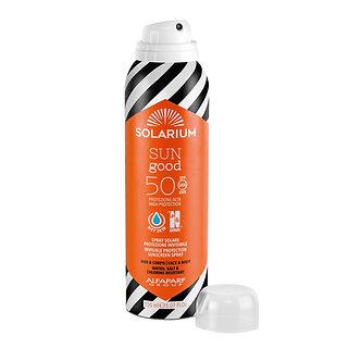 Солнцезащитный спрей WET SKIN – невидимая защита для лица и тела SPF30