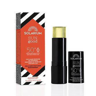 Солнцезащитный гель SPF 50+ в стике / лицо & тело
