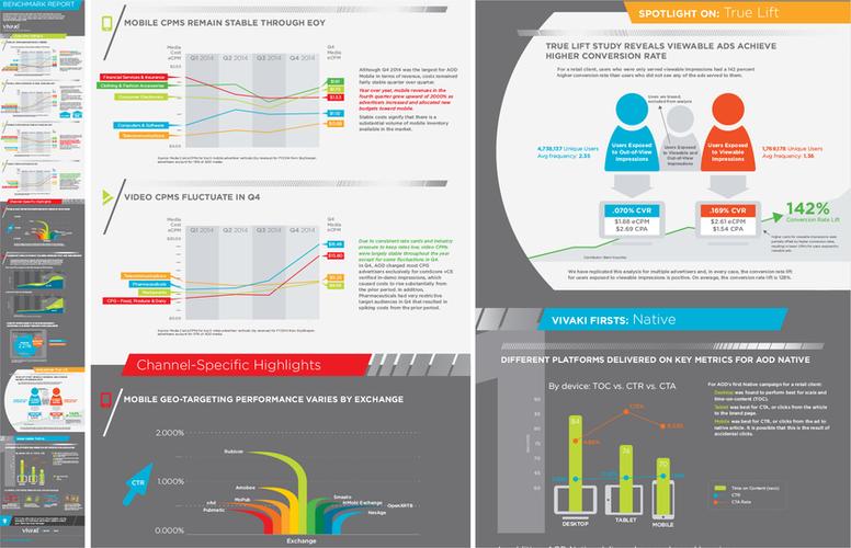Infographic, VivaKi