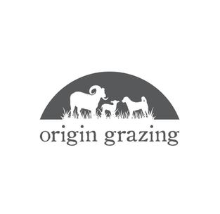 Logo, Origin Grazing
