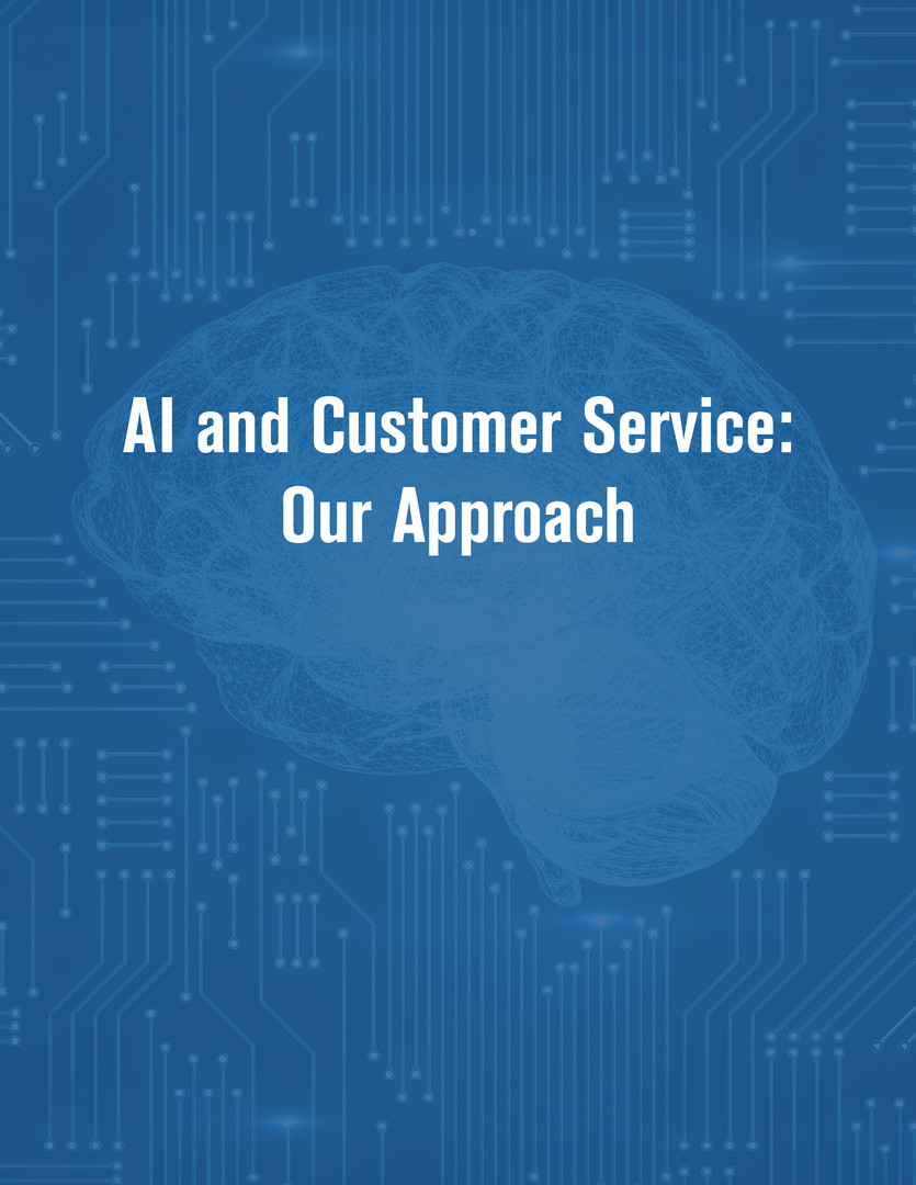 White paper, Artificial Intelligence