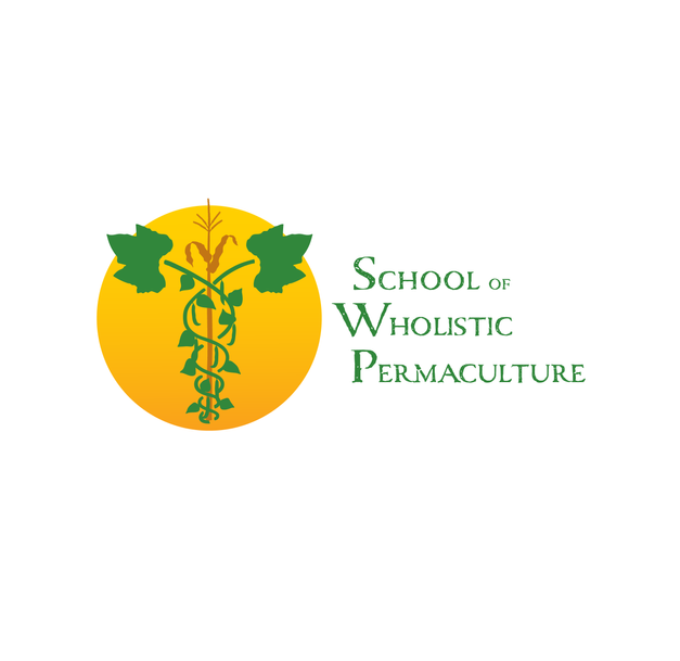 Logo, School of Wholistic Permaculture
