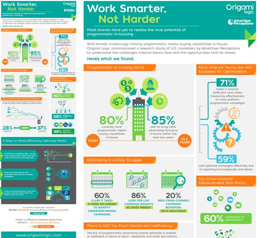 Infographic, Origami Logic