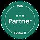 Wix Website Creator Badge