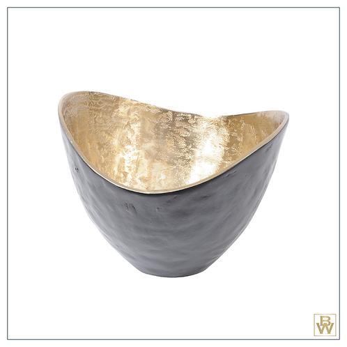 'Adari' Black & Gold Bowl