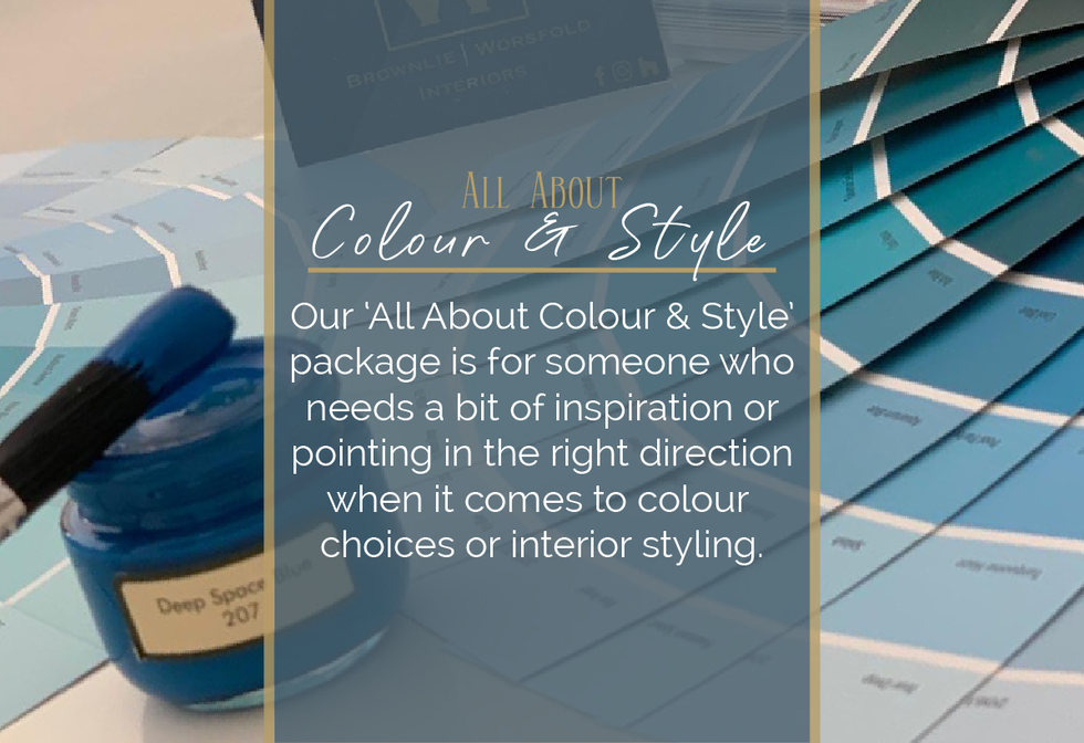 All About Colour & Style