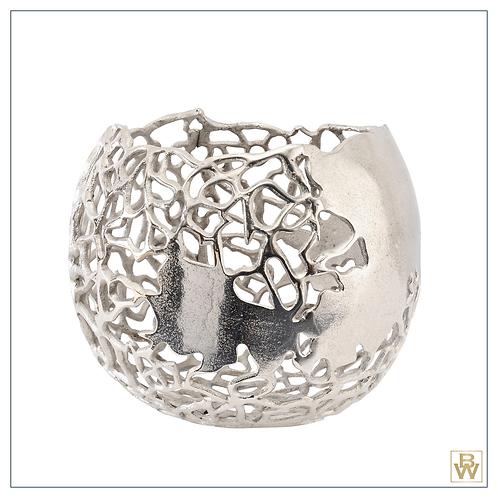 'Poseidon' Abstract Coral Vase