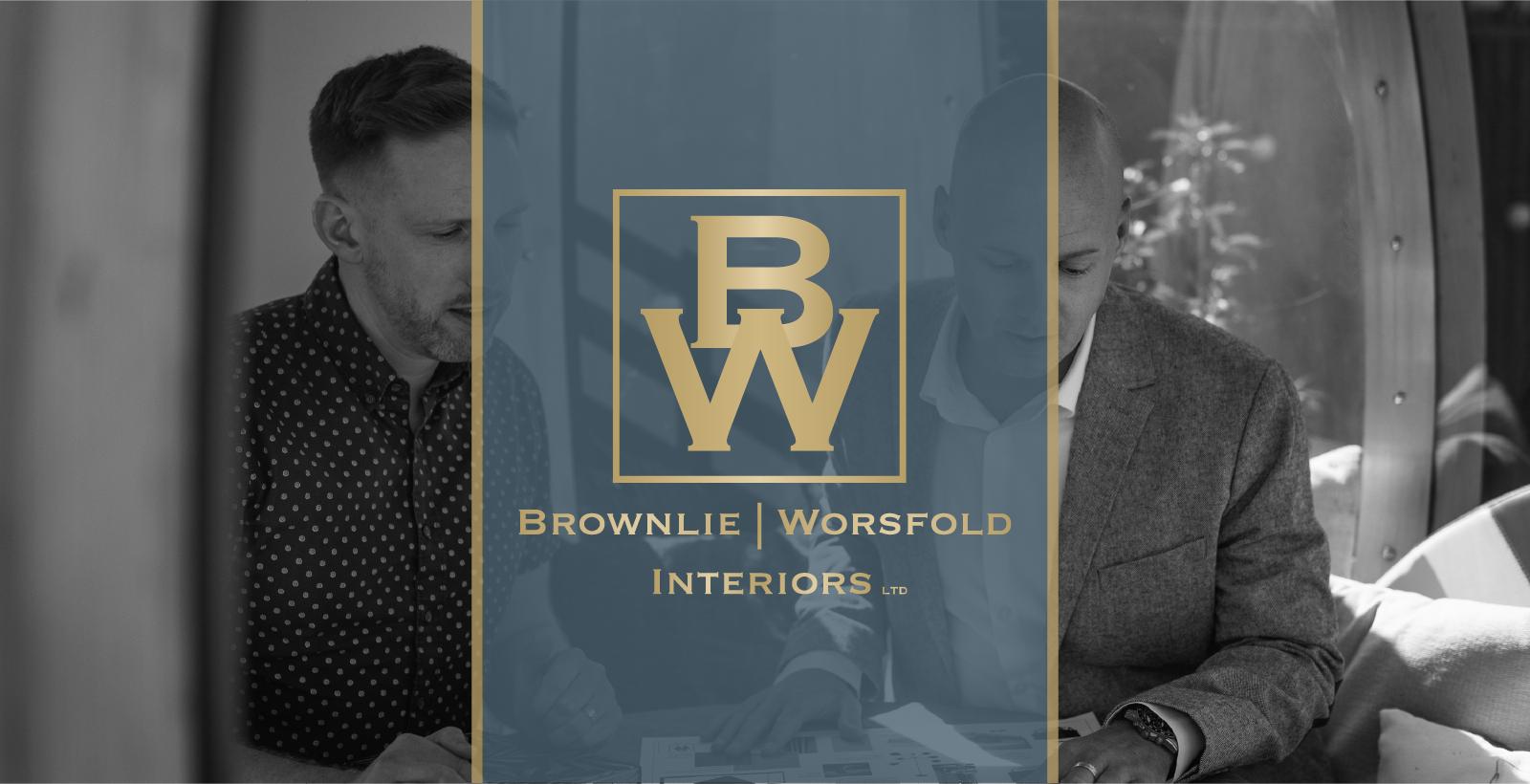 Scott Brownlie & Richard Worsfold of Brownlie|Worsfold Interiors Ltd
