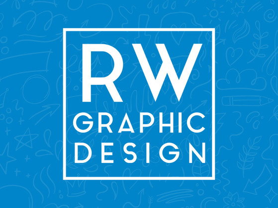 Richard Worsfold Graphic Design Logo