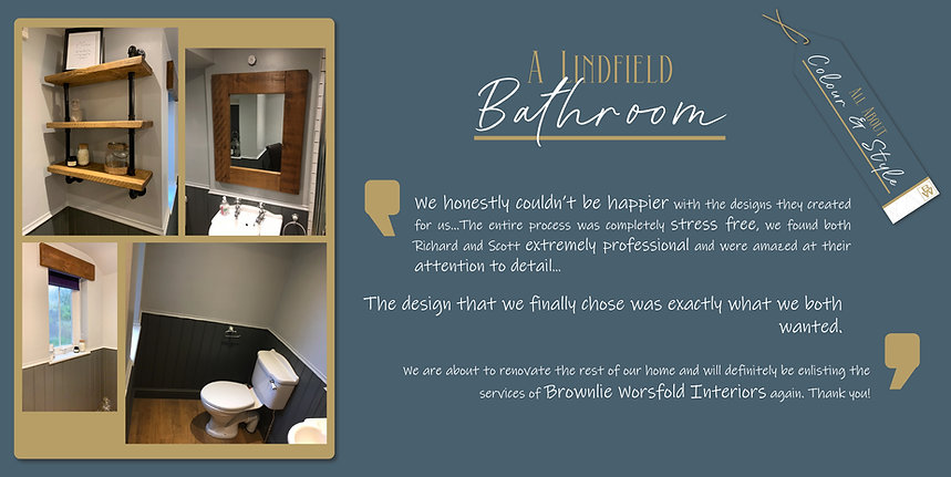 A Lindfield Bathroom Testimonial
