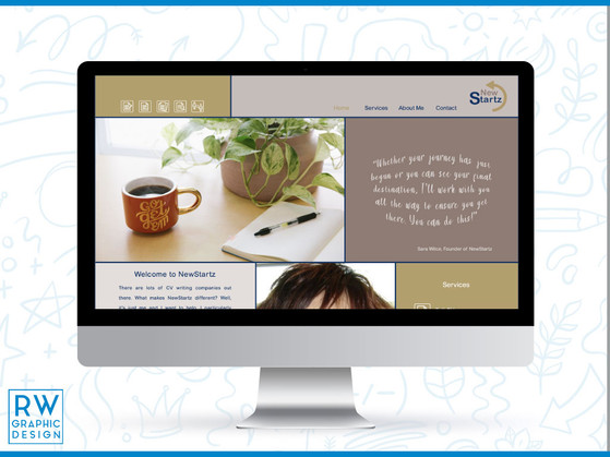 NewStartz Website