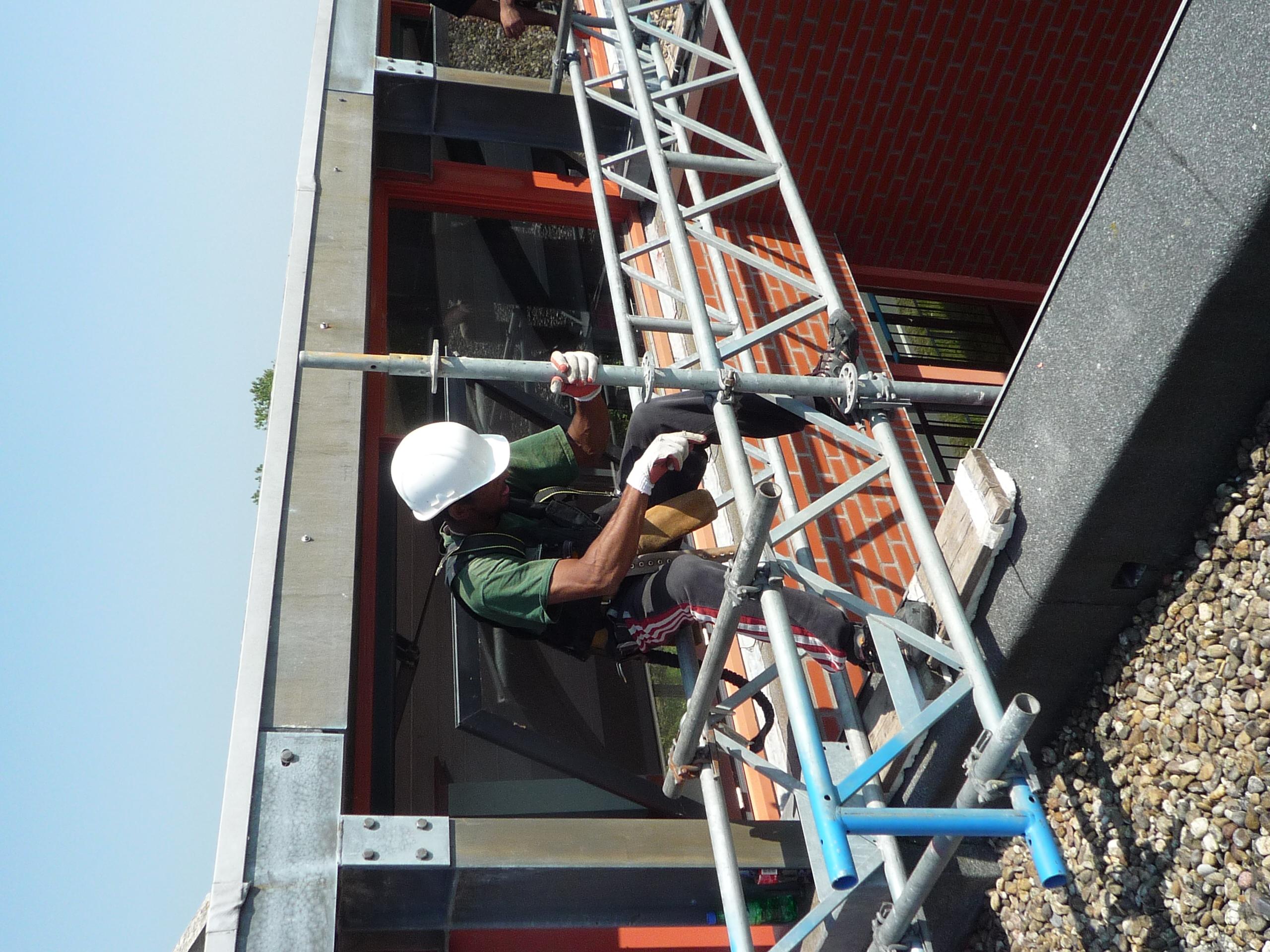 hangsteiger 36 graden boven glas