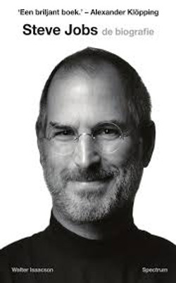 De biografie Steve Jobs.