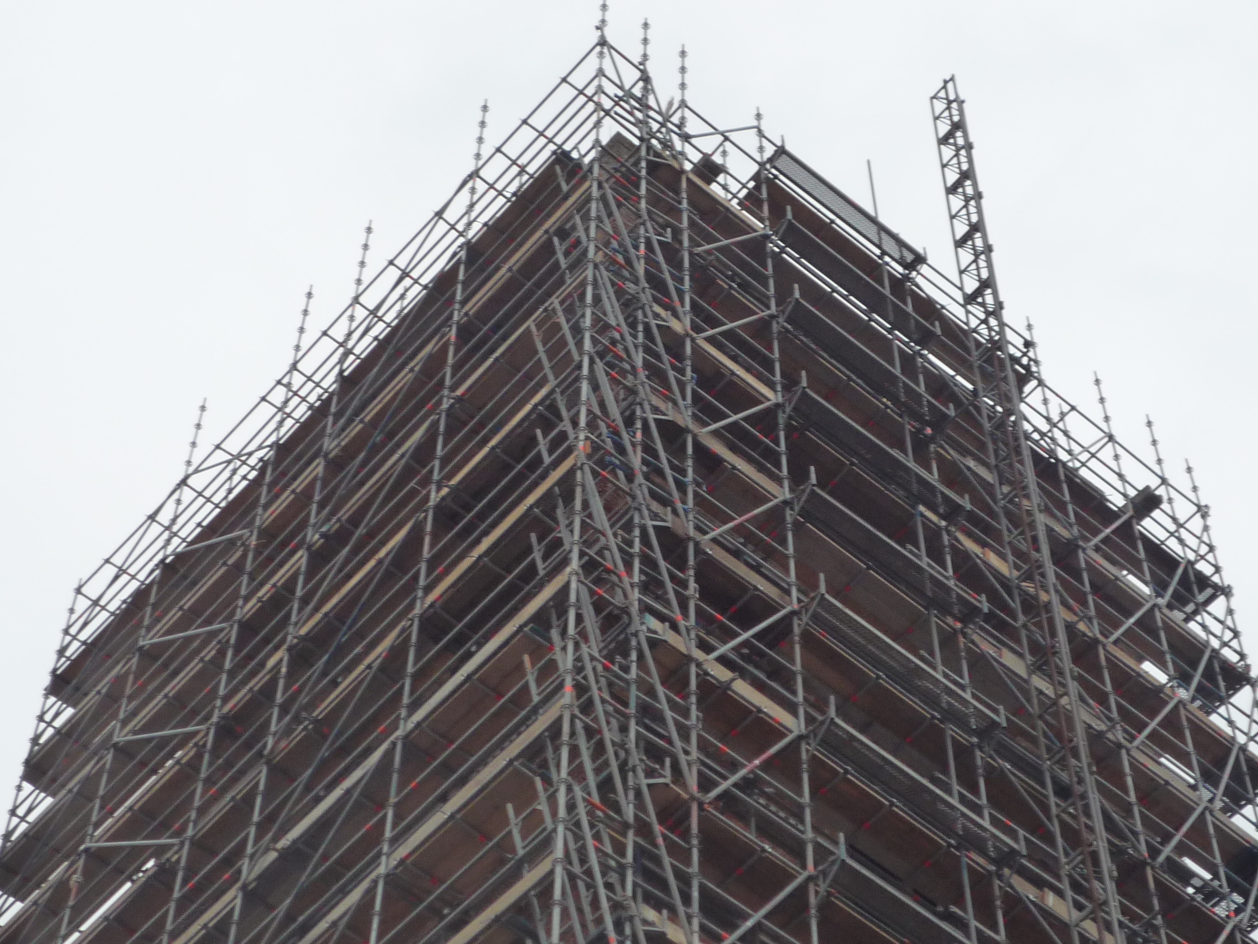 hoogste punt kerktoren