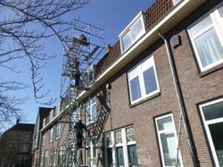 Omzetten traptoren met dak overloop