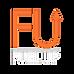 Transparent Logo Wake orange.png