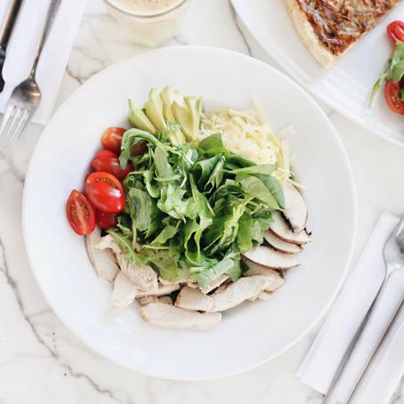 Nuevas propuestas de desayuno y almuerzo en Ninina