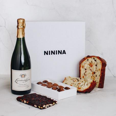Ninina lanza propuesta de kits y productos artesanales para las Fiestas con una preventa exclusiva