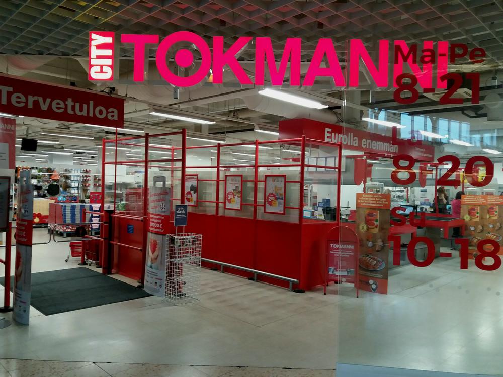 Tokmanni Group